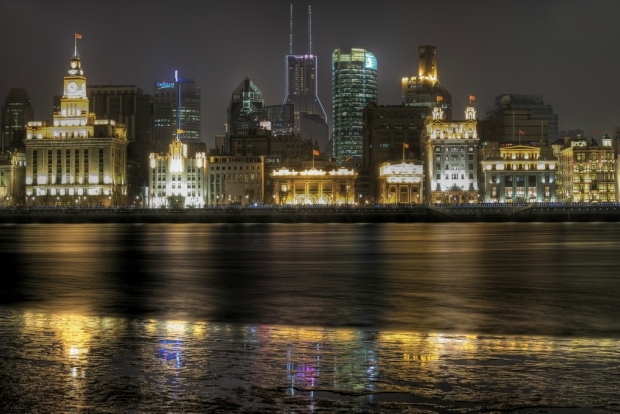 Bund waterfront